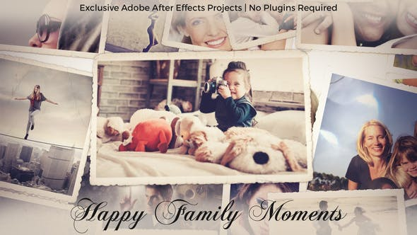 Thumbnail for Photo Gallery - Happy Family Moments