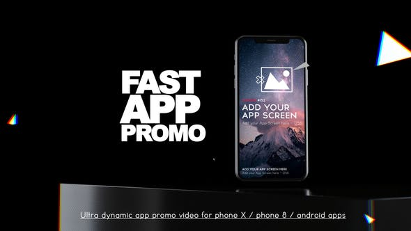 Thumbnail for Fast App Promo
