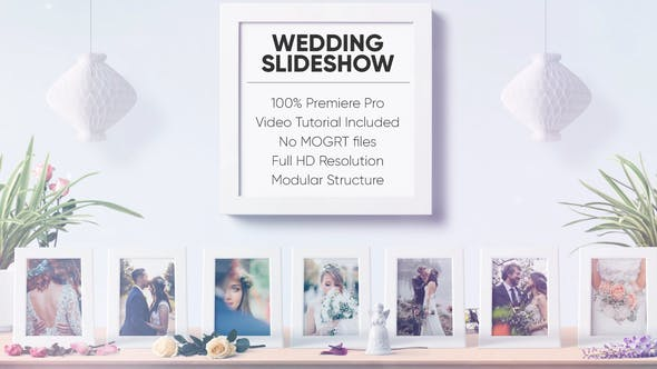 Thumbnail for Wedding Slideshow
