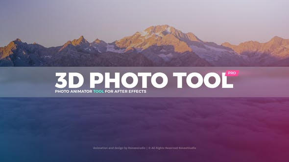 Thumbnail for 3D Photo Tool Pro - Professional Photo Animator