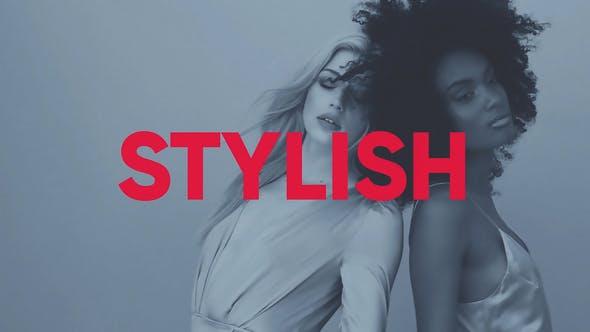 Thumbnail for Stylish Slideshow
