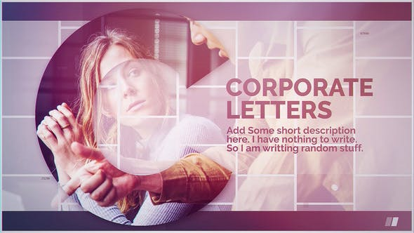 Thumbnail for Corporate Letters
