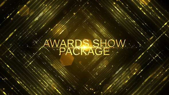 Thumbnail for Awards Show Pack