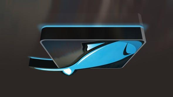 Thumbnail for 3D Glossy Logo