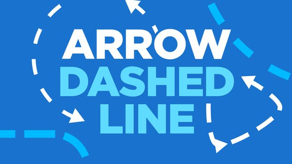 Thumbnail for Arrow Dashed Line