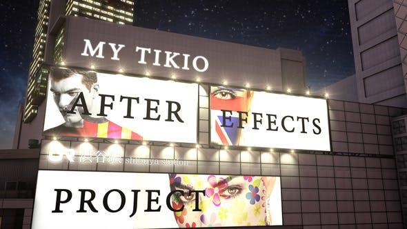 Thumbnail for My Tokio