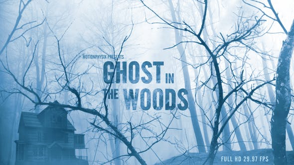 Thumbnail for Ghost in the Woods - Horror Trailer