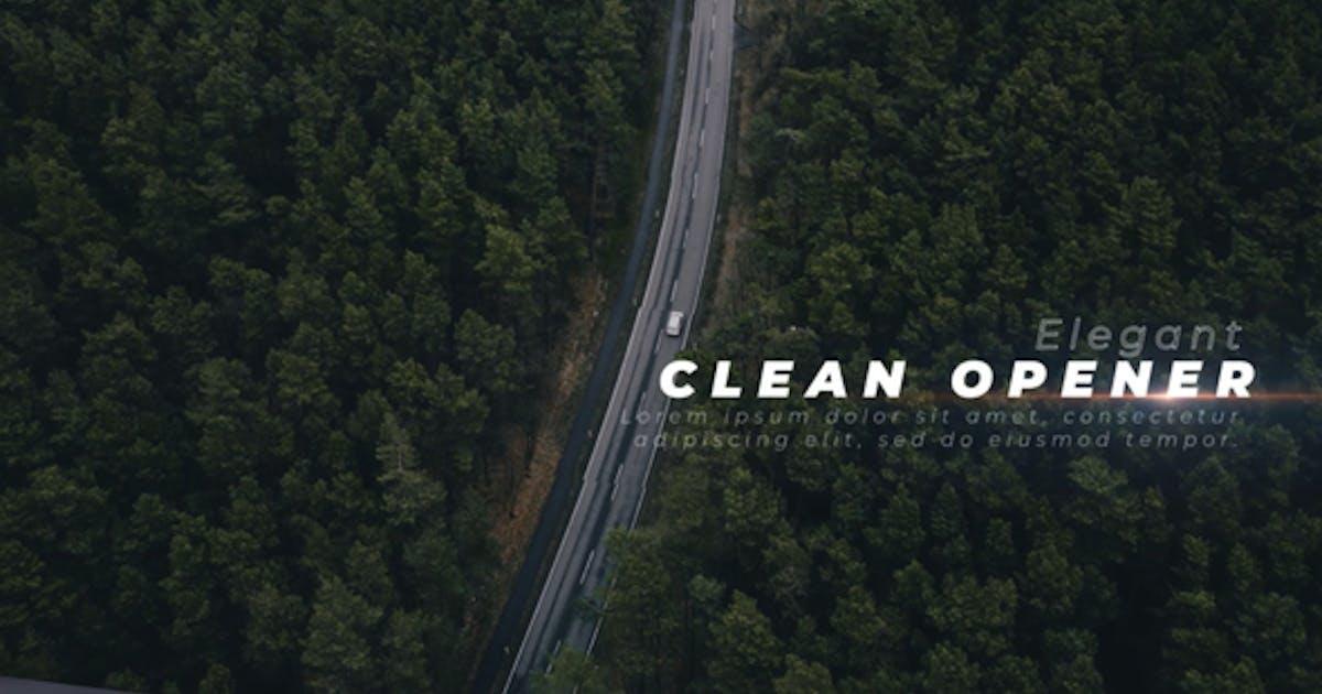 Download Elegant Opener by mdlabdesign
