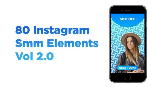 Instagram Smm Pack vol.2