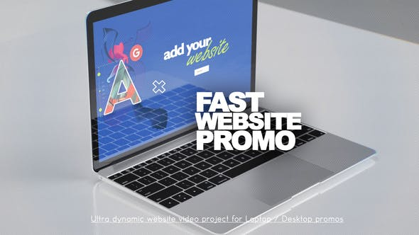 Cover Image for Fast Website Promo