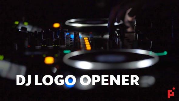 Thumbnail for DJ Logo Opener