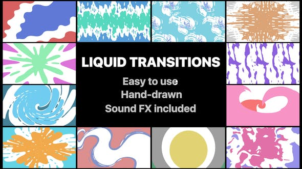 Cover Image for Liquid Transitions Pack
