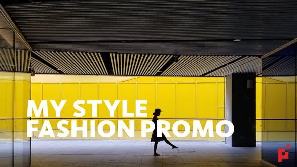 Thumbnail for Mon style // Fashion Promo
