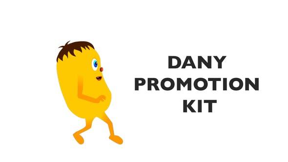 Dany - Character Animation Kit