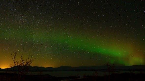Thumbnail for Aurora Borealis in Sweden