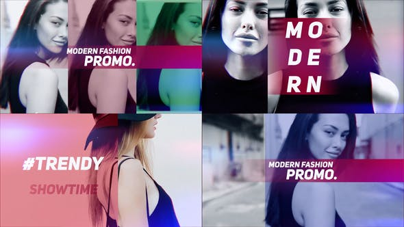 Thumbnail for Modern Fashion Promo