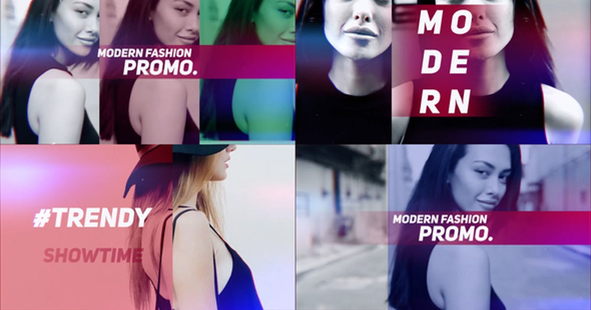 Download Modern Fashion Promo by efline