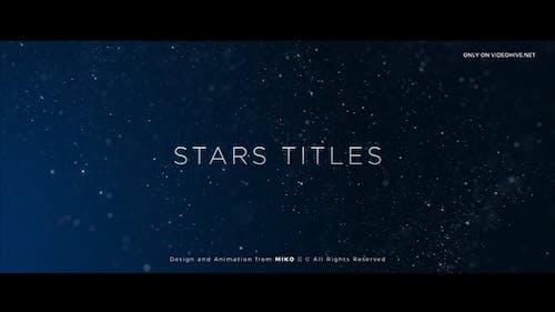 Stars Titles