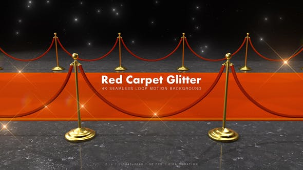 Thumbnail for Red Carpet Glitter 1