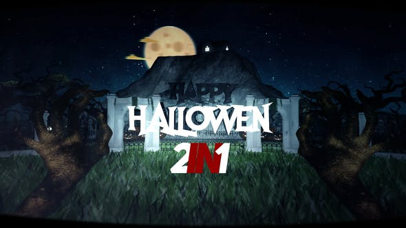 Thumbnail for Hallowen Intro 2 In 1