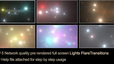 Light Flares - The Transition Pack