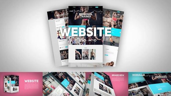 Thumbnail for Website Promo