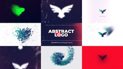 Abstract Logo Animation
