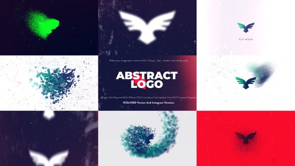 Thumbnail for Abstract Logo Animation