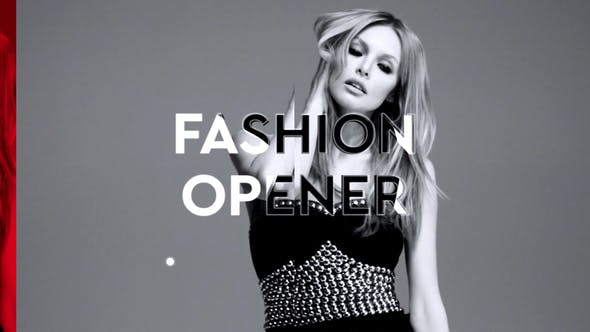 Fashion Creative Opener