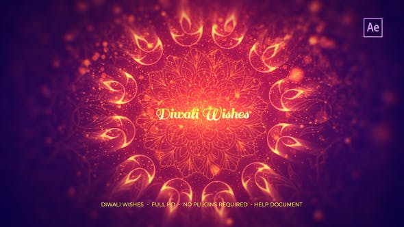 Thumbnail for Diwali Wishes