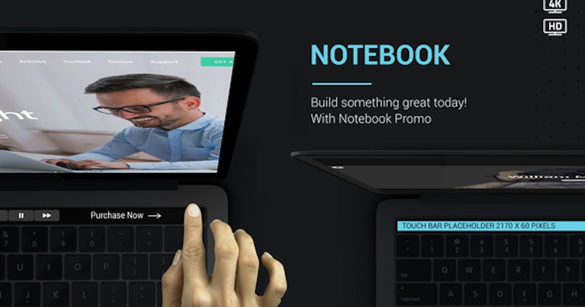 Notebook Website Promo v2