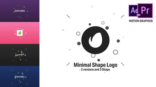 Thumbnail for Minimal Shape Logo