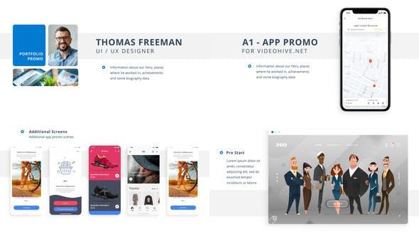 Thumbnail for Portfolio Promo II