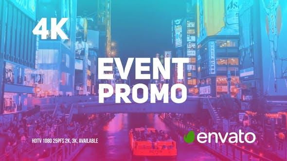 Thumbnail for Promoción del evento