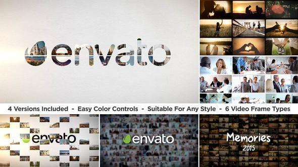 Thumbnail for Slideshow Logo Reveal