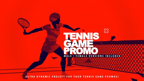 Thumbnail for Tennis Game Promo