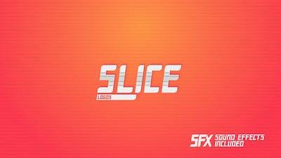 Slice Logos Stings