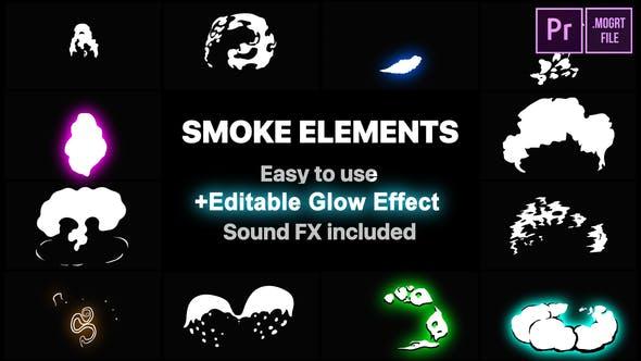 Thumbnail for 2DFX Smoke Elements