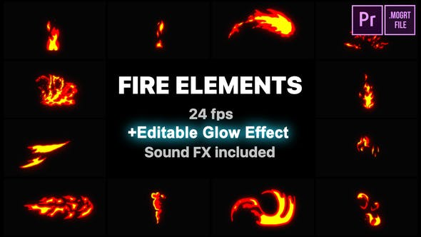 Thumbnail for Flash FX Fire Elements