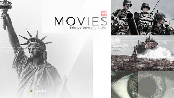Thumbnail for Movies Titles Opening
