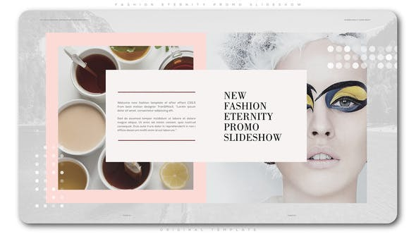 Cover Image for Fashion Eternity Promo Slideshow
