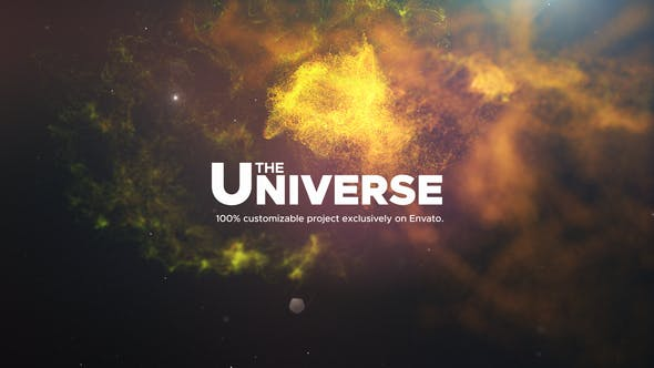 Thumbnail for The Universe - Cinematic Titles