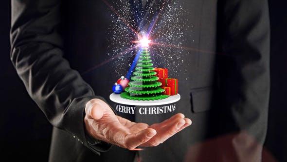 Thumbnail for Está en tus manos - Feliz Navidad y Feliz Año Nuevo