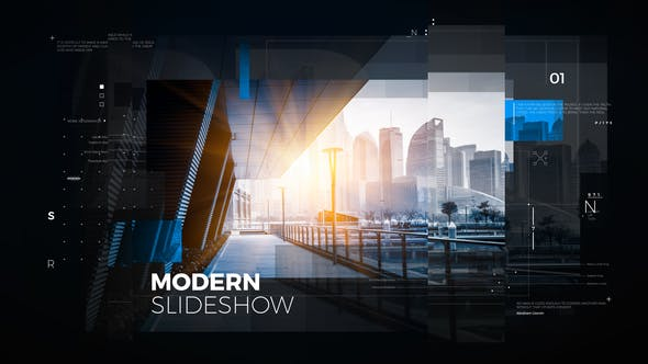 Thumbnail for Modern Slideshow