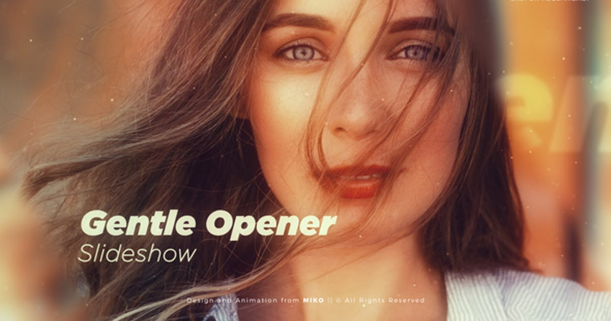 Download Gentle Opener Slideshow by _miko_