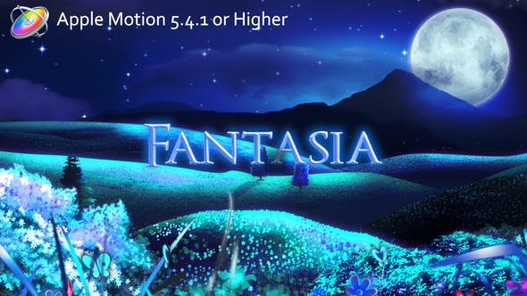 Thumbnail for Fantasia - Apple Motion