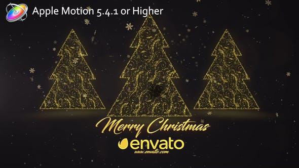 Thumbnail for Christmas - Apple Motion