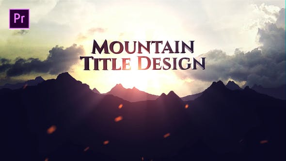 Thumbnail for Mountain Title