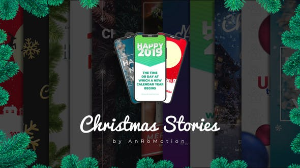 Thumbnail for Christmas Stories