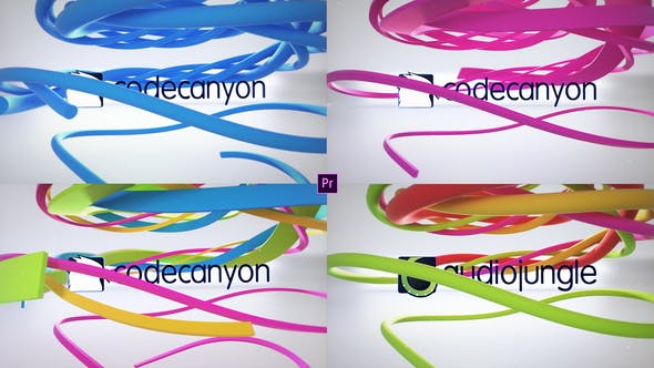 Cover Image for Clean Ribbon Logo Reveals